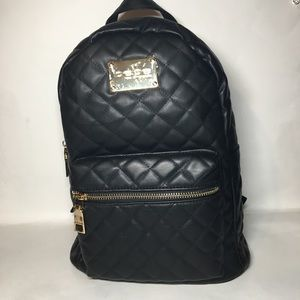 bebe Quilted Backpack